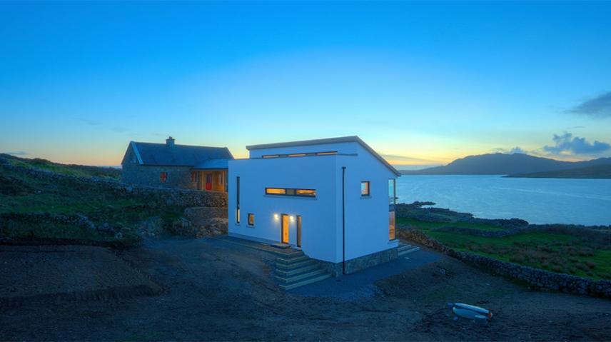 Moylough Concrete Greentec Eco Homes Spiddal