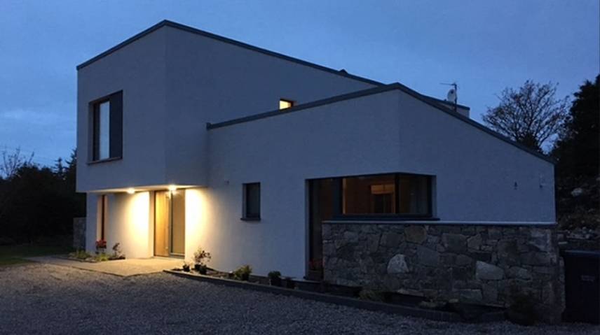 Greentec Eco-Homes - Spiddal