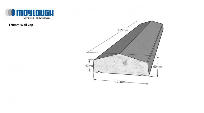 Moylough Concrete Capping